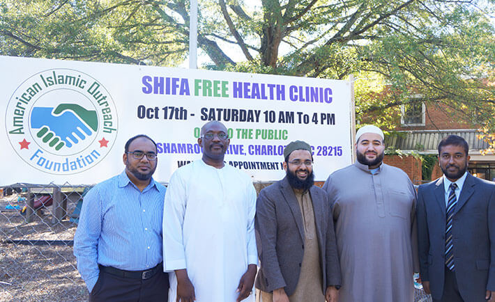 Healing the Gap in Community Healthcare: The Shifa Clinic