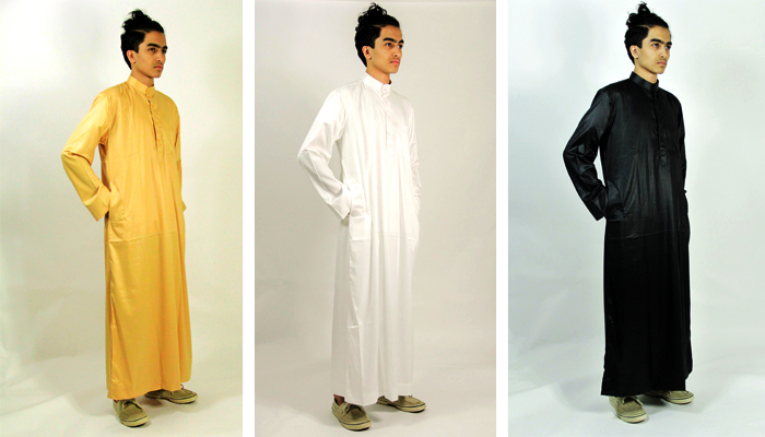 Men's Thobe: The Patriotic Garment and The Religious Attire of The Middle East